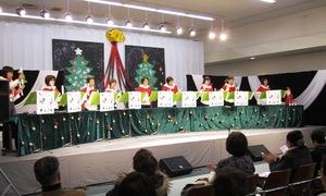 20171217クリスマスコンサート 11ハンドベル.JPG